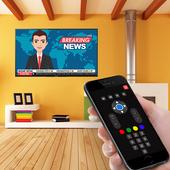 TV Remote - Universal Remote Control icon