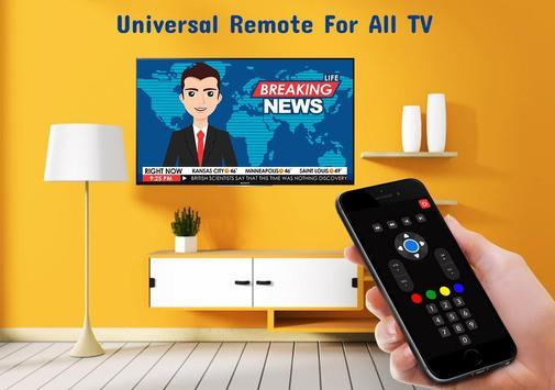 TV Remote - Universal Remote Control poster