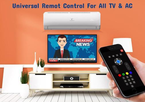 TV Remote - Universal Remote Control screenshot 1