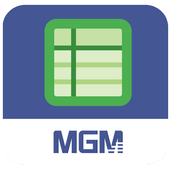 Tabela de preços MGM icon