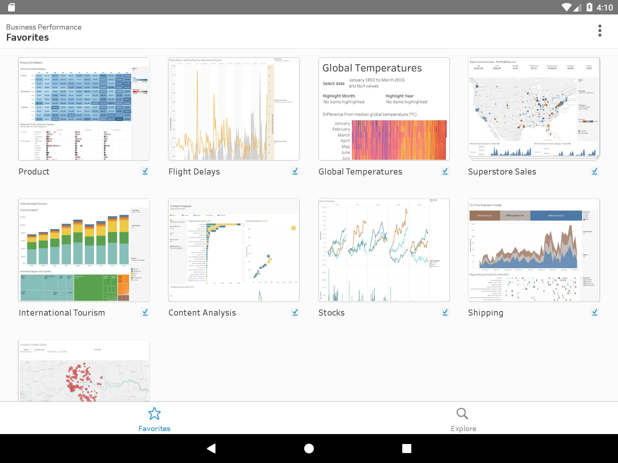 Tableau for Android - APK Download