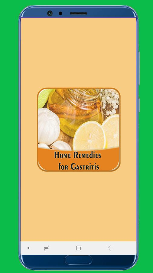 Home Remedies for Gastritis for Android - APK Download