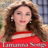Tamanna Bhatia Songs Telugu New Video Songs App icon