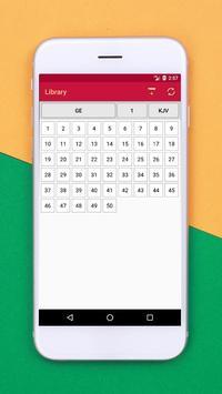 வேதாகமம் - Tamil Audio Bible Offline screenshot 1