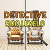 Encontre a diferença - Detetive 500 níveis ícone