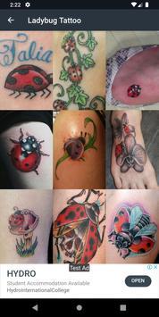 Ladybug Tattoo screenshot 6