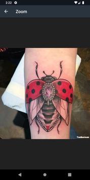 Ladybug Tattoo screenshot 13