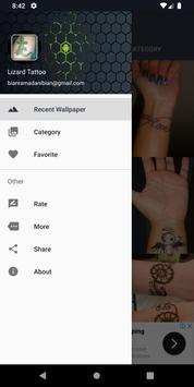 Lizard Tattoo screenshot 14