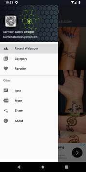 Samoan Tattoo Designs screenshot 9
