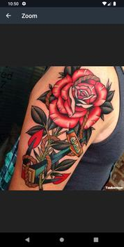 Sleeve Tattoo Designs screenshot 13