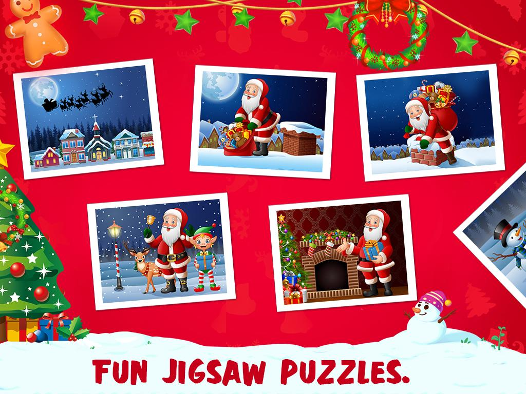 Christmas Jigsaw Puzzles.Christmas Jigsaw Puzzles 2019 For Android Apk Download