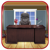 President House & Stage Décor - Cleanup Game icon