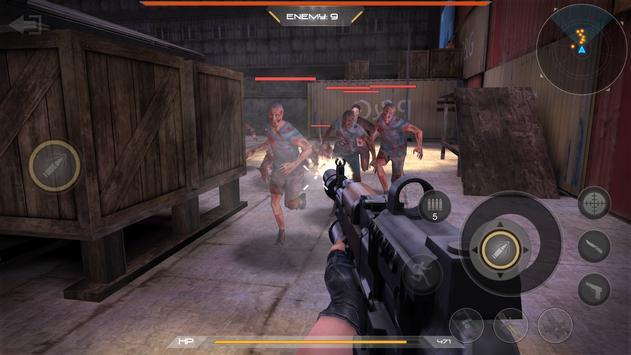 Call of Battle:Target Shooting FPS Game screenshot 13
