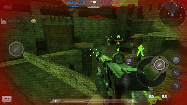 Call of Battle:Target Shooting FPS Game screenshot 1