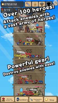 Tower of Hero скриншот 1