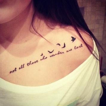 Tattoo Quotes screenshot 6