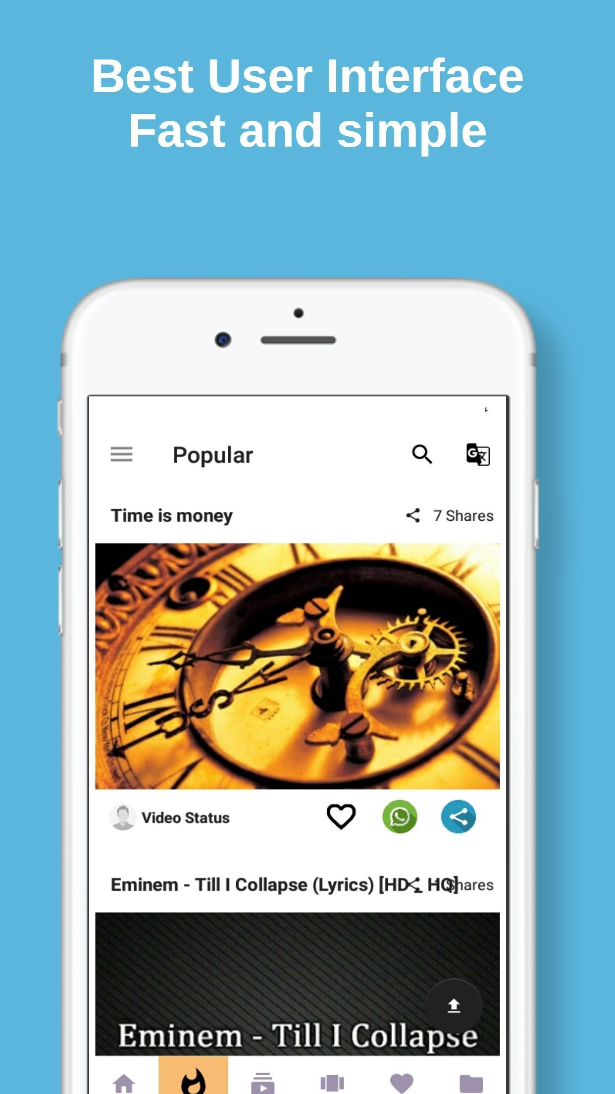 Status Video For Whatsapp Status Saver For Android Apk