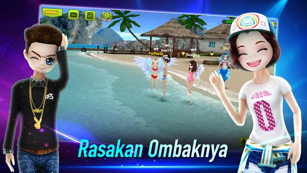 AVATAR MUSIK INDO - Social Dancing Game screenshot 4