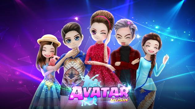 AVATAR MUSIK INDO - Social Dancing Game screenshot 7