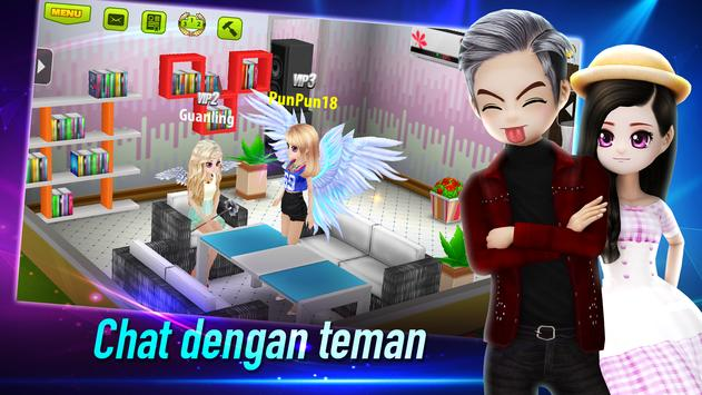 AVATAR MUSIK INDO - Social Dancing Game screenshot 13