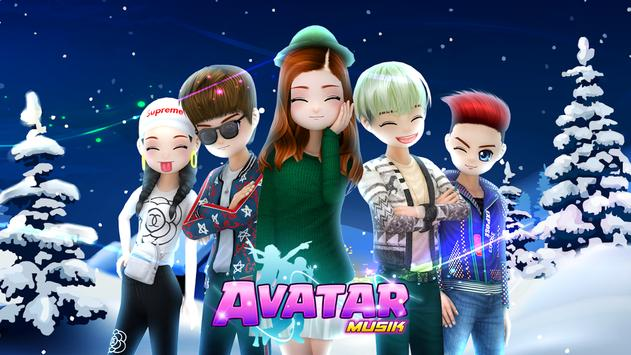 AVATAR MUSIK INDO - Social Dancing Game screenshot 16