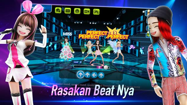 AVATAR MUSIK INDO - Social Dancing Game screenshot 1