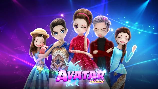AVATAR MUSIK INDO - Social Dancing Game screenshot 23