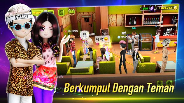 AVATAR MUSIK INDO - Social Dancing Game screenshot 2