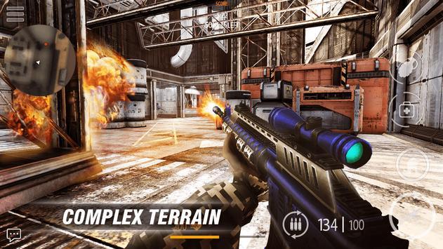 Call of modern FPS: war commando FPS Game screenshot 17
