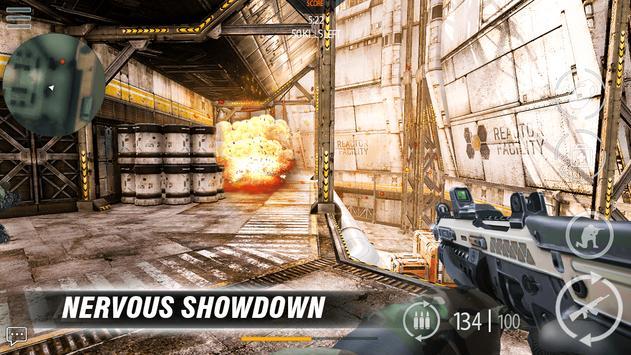Call of modern FPS: war commando FPS Game screenshot 18