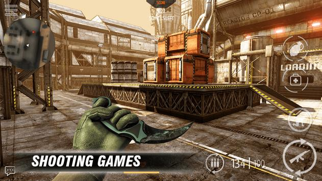 Call of modern FPS: war commando FPS Game screenshot 11