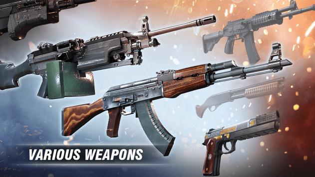 Call of modern FPS: war commando FPS Game screenshot 12