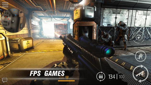 Call of modern FPS: war commando FPS Game screenshot 7