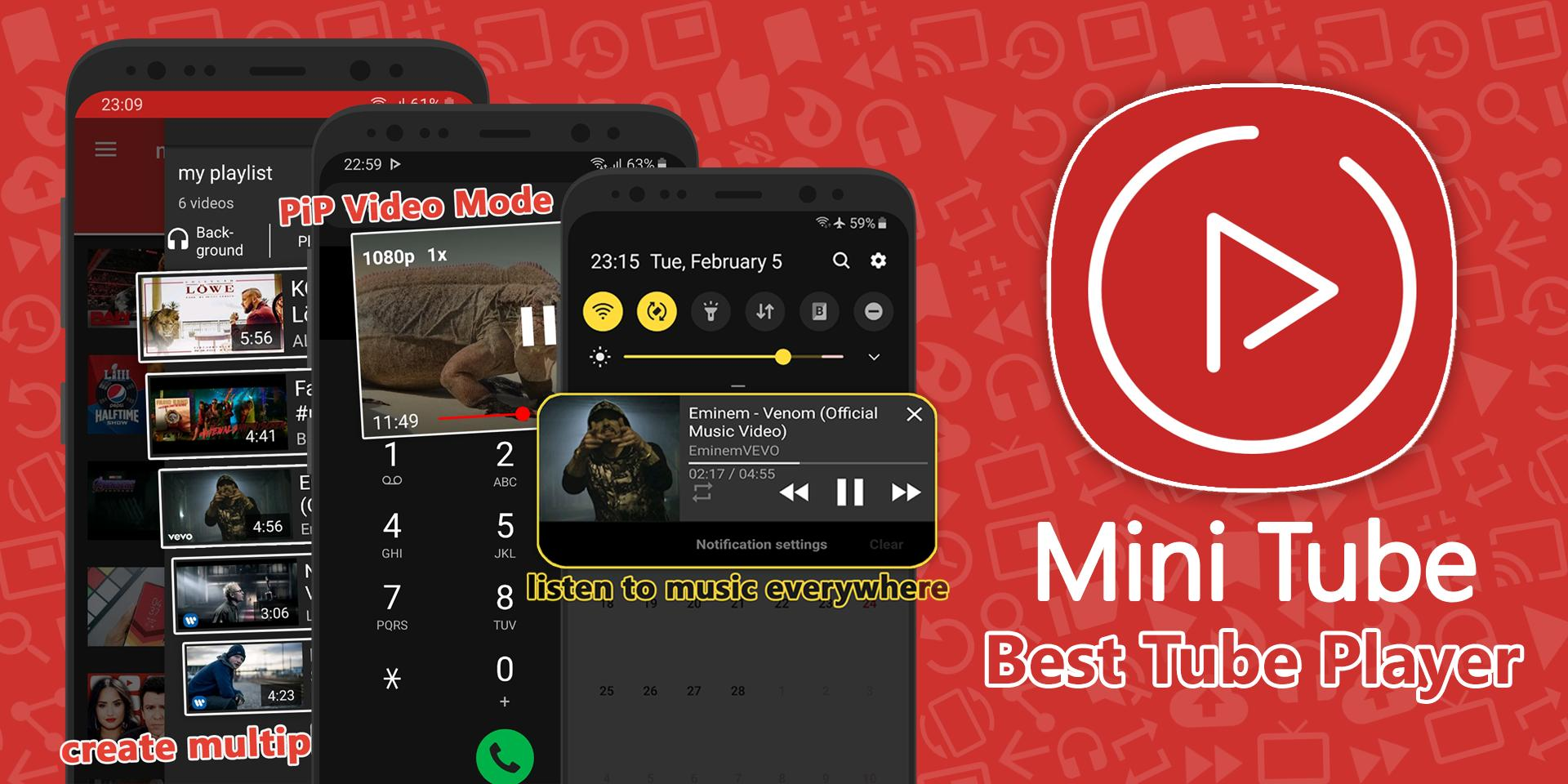 Mini Tube for Android - APK Download