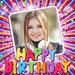 Happy Birthday Photo Frames