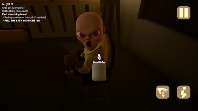 The Baby In Yellow スクリーンショット 4