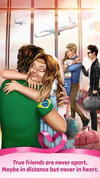 Love Story Games: Teen Christmas Romance 💑 screenshot 4