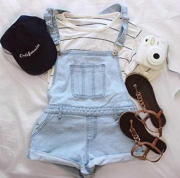 Teen Outfit Ideas screenshot 22