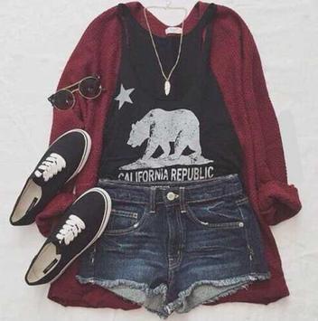 Teen Outfit Ideas screenshot 23