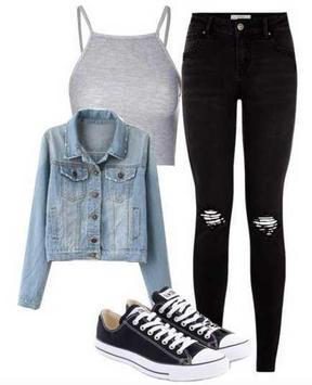 Teen Outfit Ideas screenshot 3