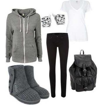 Teen Outfit Ideas screenshot 4