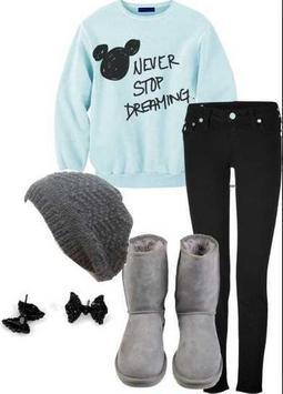 Teen Outfit Ideas screenshot 5