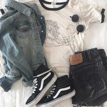 Teen Outfit Ideas screenshot 8