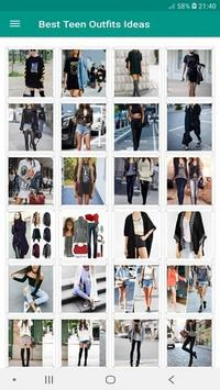300+ Best Teen Outfits Ideas Offline screenshot 6