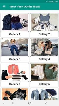 300+ Best Teen Outfits Ideas Offline poster