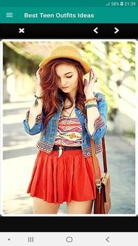 300+ Best Teen Outfits Ideas Offline screenshot 3