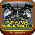 Panduan Lengkap Sistem Kerja Sepeda Motor 2018