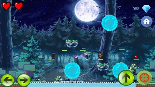 Shadow Man - Crystals and Coins ảnh chụp màn hình 10