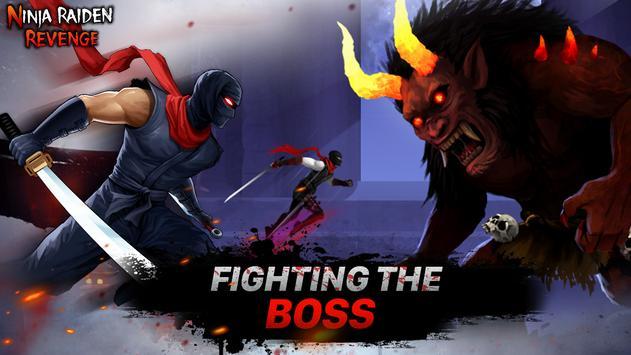 Ninja Raiden Revenge تصوير الشاشة 2