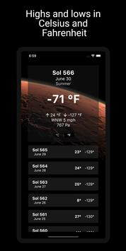 Mars Forecast screenshot 1